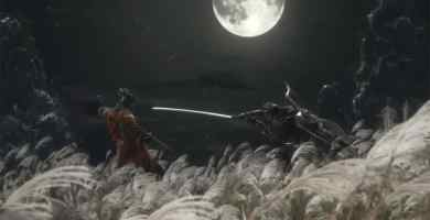 trailer y trama de Sekiro Shadows Die Twice