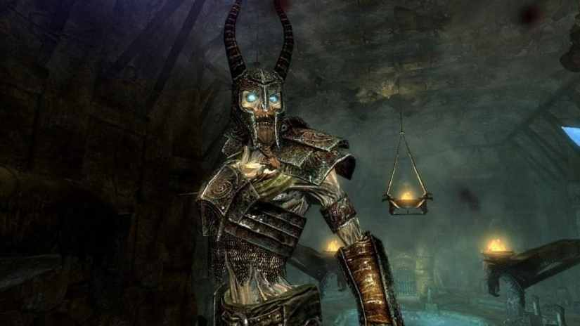Draugr Skyrim The Elder Scroll V