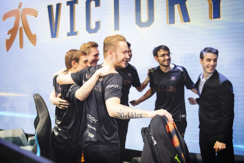 Fnatic y Cloud 9 animarán la primera semifinal