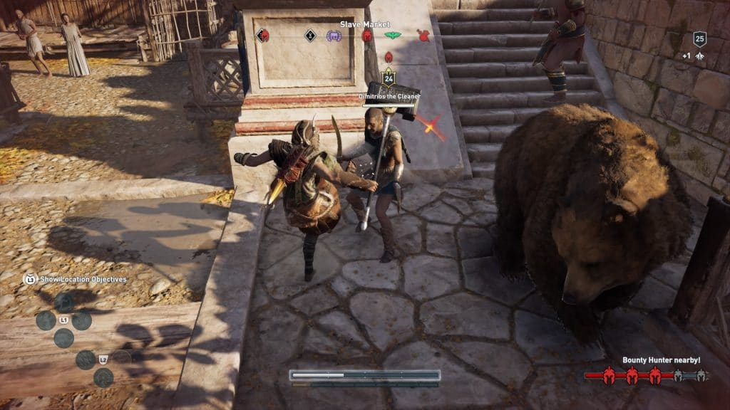 Mejores habilidades asesino Assassins Creed Odyssey