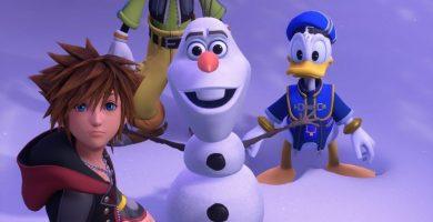 Kingdom Hearts nuevo trailer