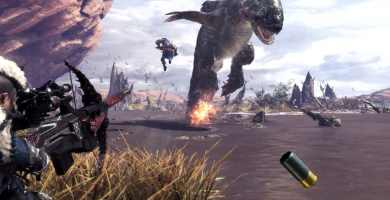 Monster Hunter World: Iceborne expansion brings new zone and new monsters