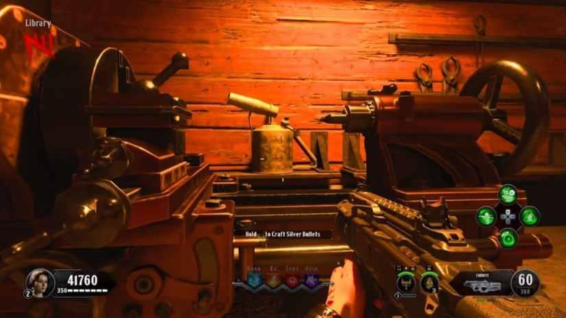 Cómo crear balas de plata en Black Ops 4 zombies