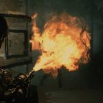 Lanzallamas en Resident Evil 2 Remake