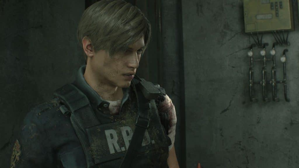 Localización Encontrar Escopeta en Resident Evil 2 Remake