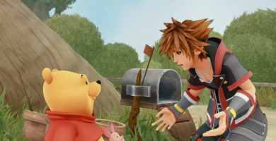 Obtener Miel en Kingdom Hearts 3