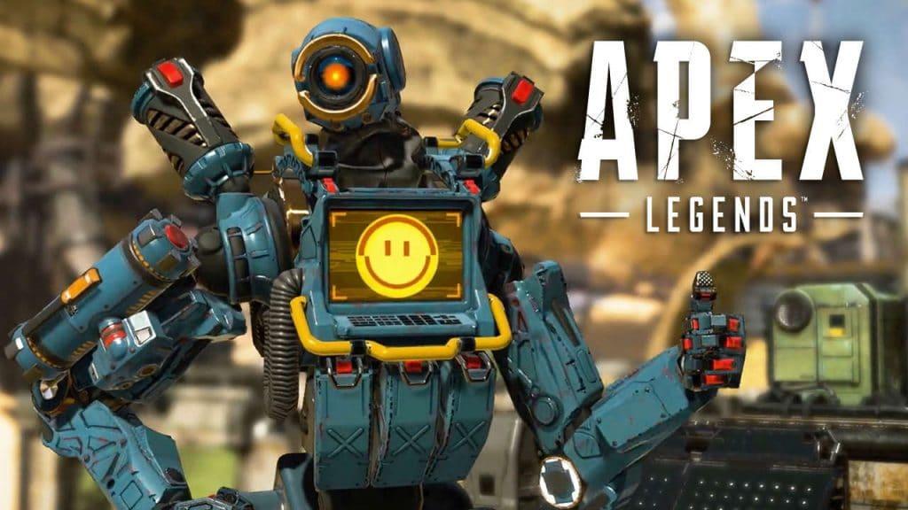 Mejores personajes Apex Legends