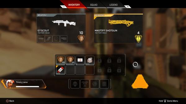 escopetas apex legends