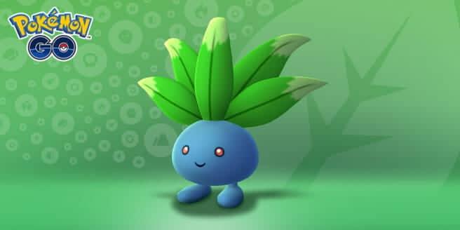 Evento Pokemon Go Equinox Momento para Pokémons de tipo Grass