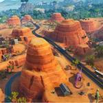 Fortnite Destruir cactus del desierto Desafíos Semana 3