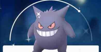 Shiny disponibles Pokemon Go