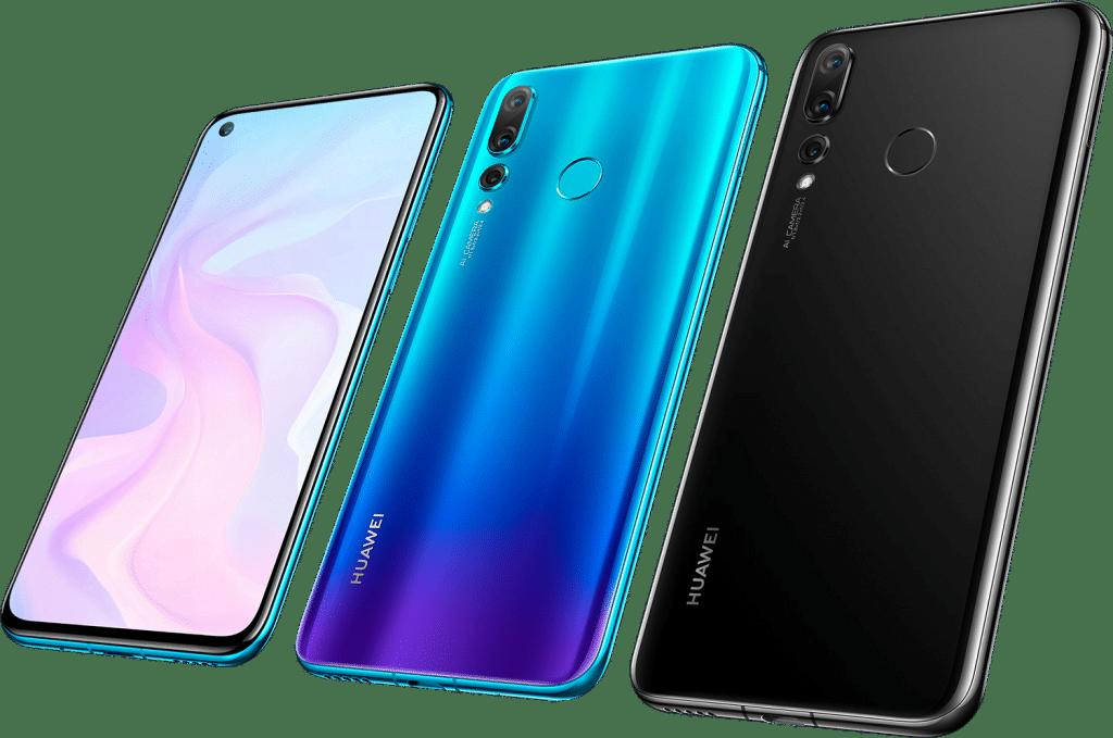 Huawei Nova 4e precio y características