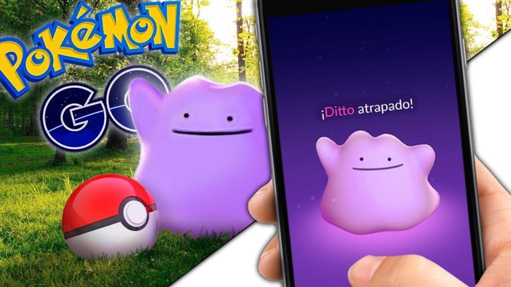 Pokemon Go Ditto cómo atrapar a Ditto