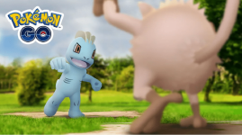 Pokemon Go: Machop Shiny, Mankey Shiny y Puño Incremento