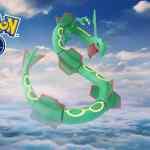 Pokemon Go Rayquaza vuelve a las incursiones este 15 de Marzo Cómo atraparlo