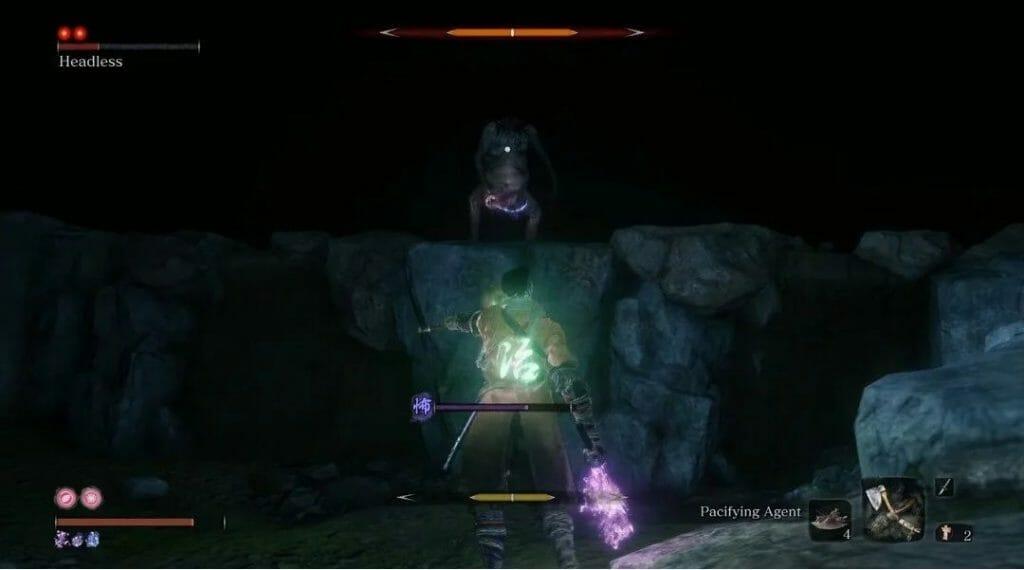 Sekiro Cómo derrotar al Decapitado o Headless