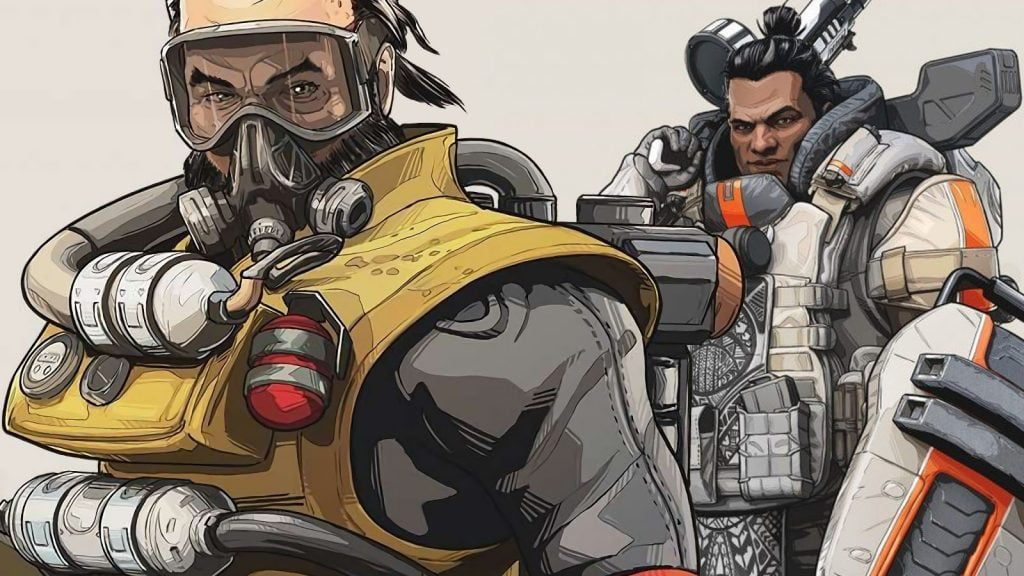 Apex Legends La actualización 1.1.1 modifica a Caustic y Gibraltar