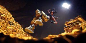 Fortnite Encontrar Estrella de Batalla Oculta Desafíos Semana 7