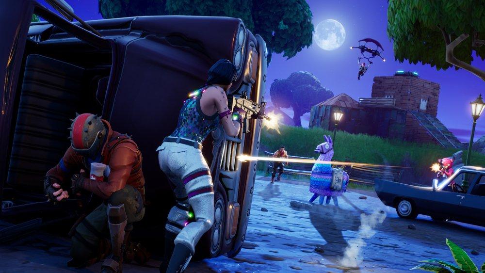 Epic Games explica porque cambió el juego competitivo de Fortnite
