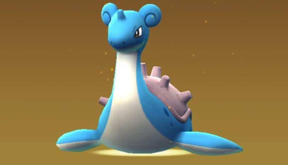 Pokemon Go Cómo atrapar a Lapras Shiny