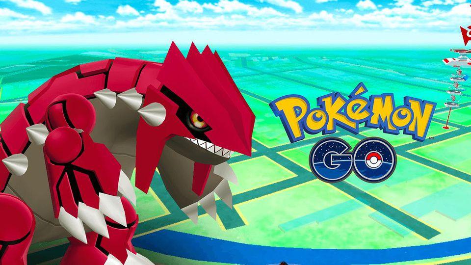 Pokemon Go Cómo derrotar y atrapar a Groudon - Counters y Debilidades
