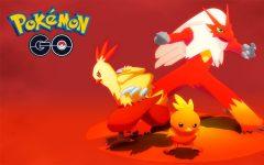 Pokemon Go: Día de la Comunidad de Mayo – Torchic, Combusken y Blaziken Shiny