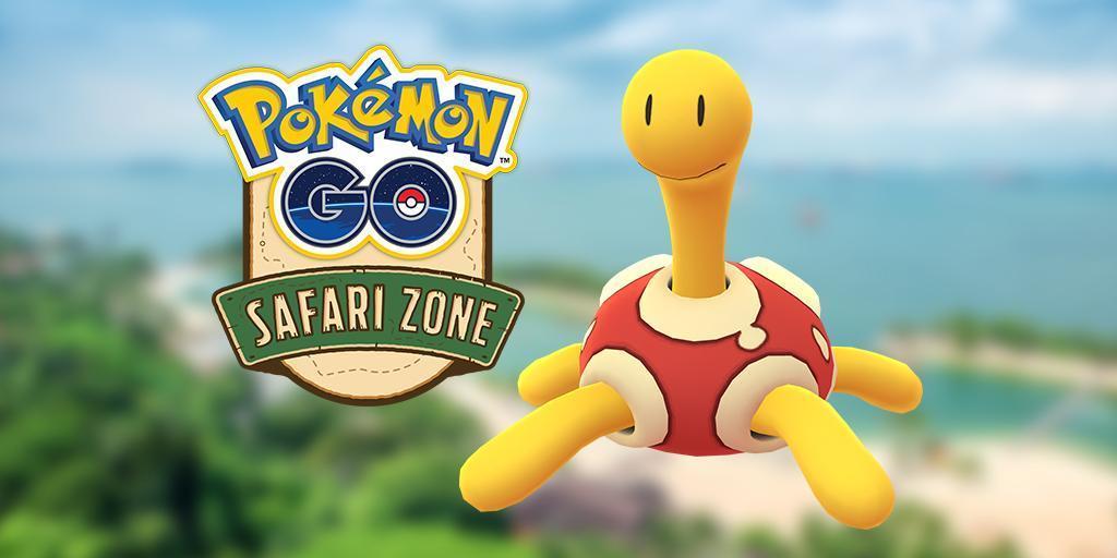 Pokemon Go Shuckle Shiny