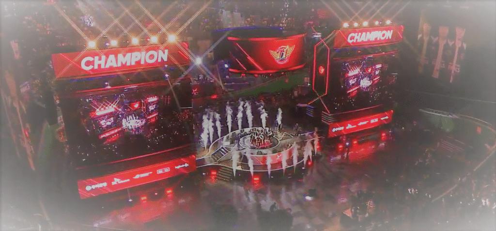 SKT Faker Campeones LCK League of Legends