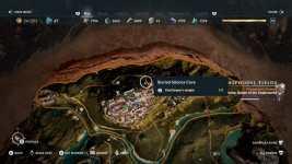 Assassins Creed Odyssey: dónde encontrar todas las percepciones de Hermes