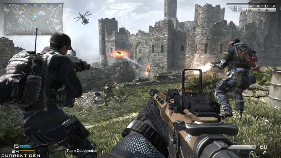 nuevo juego 2019 call of duty se juega CoD MW4
