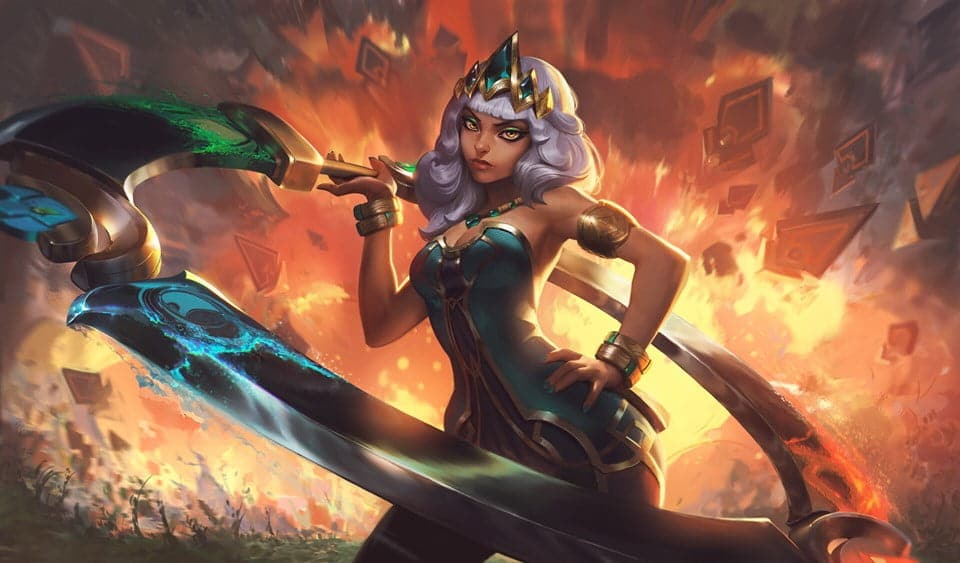 Qiyana Nueva Campeona League of Legends