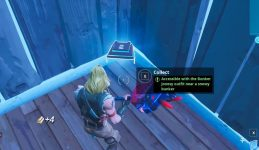 Fortnite: Dónde encontrar el Fortbyte 26