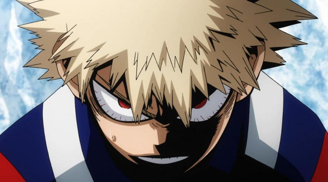 Jump Force Bakugo de My Hero Academia