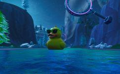Fortnite: Dónde encontrar el Patito de Goma Gigante - Desafío 14 Días de Verano