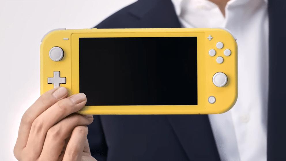 Nintento Switch Lite - Precio y Fecha de Lanzamiento