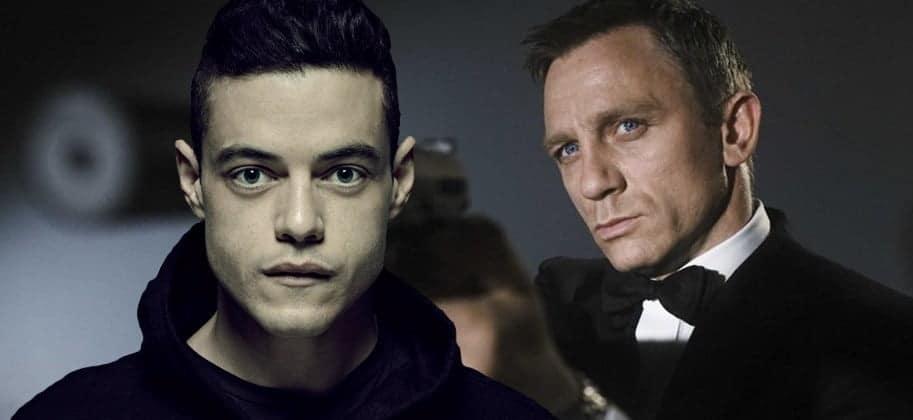 Rami Malek aceptó el papel en James Bond