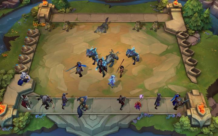 Teamfight Tactics TFT Cómo ganar todas tus partidas