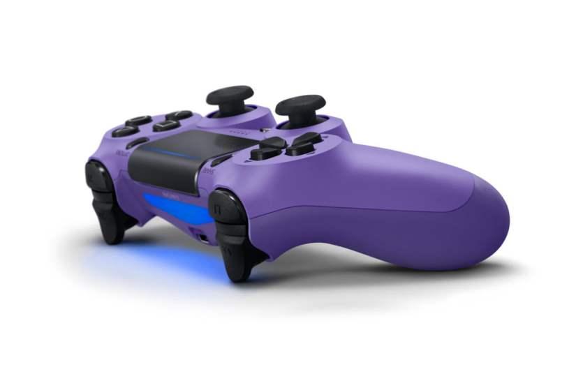Estos son los nuevos Mandos de PS4 purpura