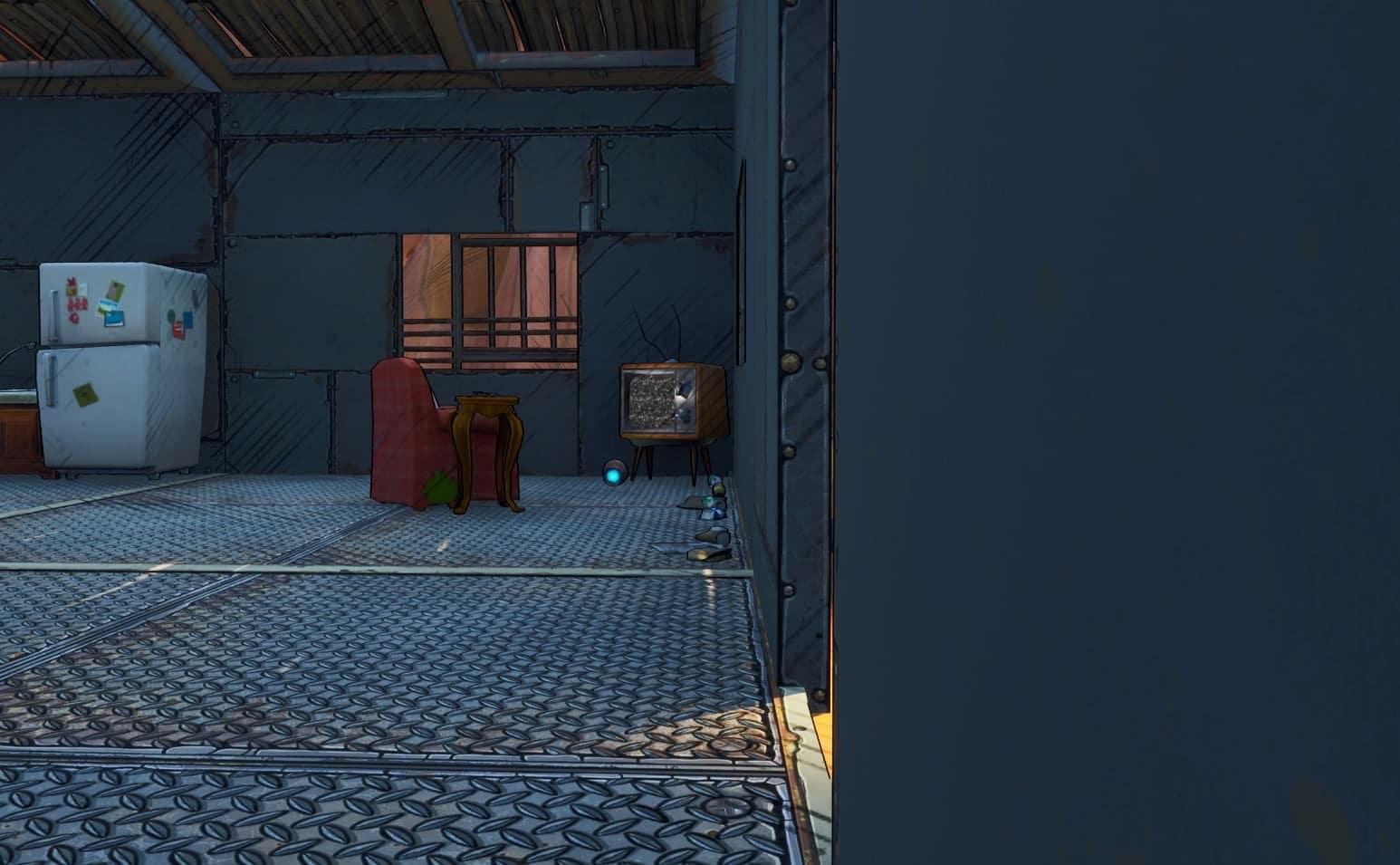 Fortnite Dónde encontrar el Ojo de Claptrap - Bienvenidos a Pandora