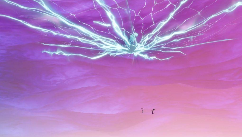 Fortnite Dónde encontrar las zonas de Grietas - Choque de Mundos Temporada 10
