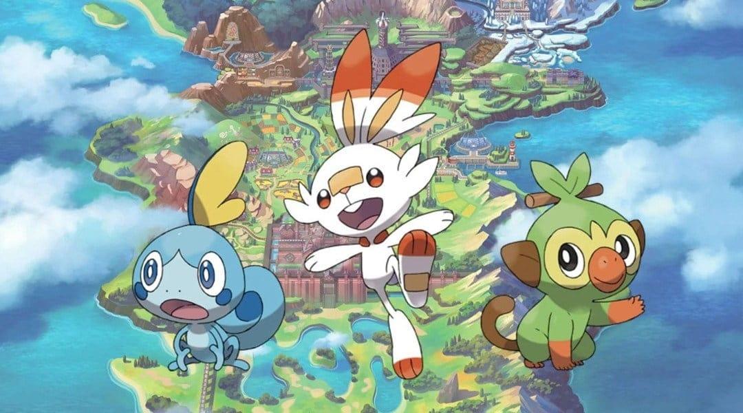 Mira la actualización de la Investigación Galar de Pokemon Espada y Escudo