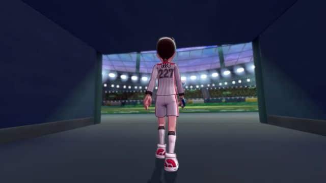 Pokemon Espada y Escudo Giantmaxing, Estadio de Batalla Pokemon