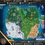 Fortnite: Donde encontrar la estatua de murciélago, piscina elevada y asiento para gigantes