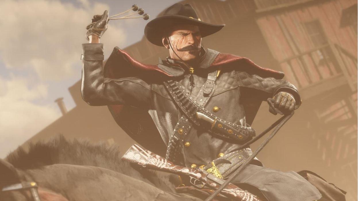 Red Dead Online Como ser un Cazarrecompensas persecuciones fronterizas