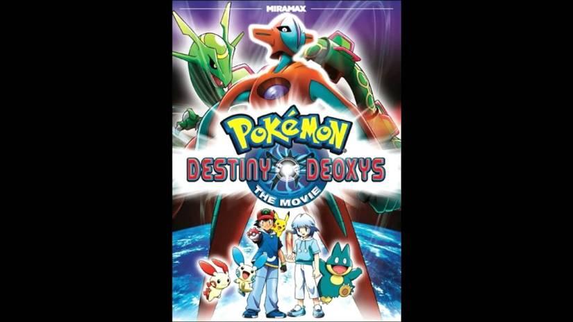 pelicula pokemon el destino de deoxys