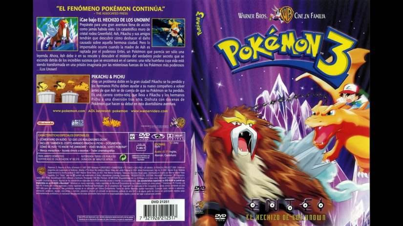 ver pokemon la pelicula 3