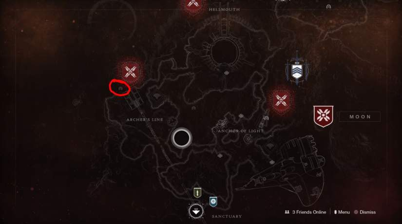 mapa Dónde encontrar K1 Logistics