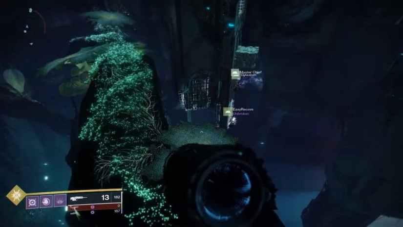 Destiny 2 Dónde buscar cofres ocultos en Jardín de la Salvación 3