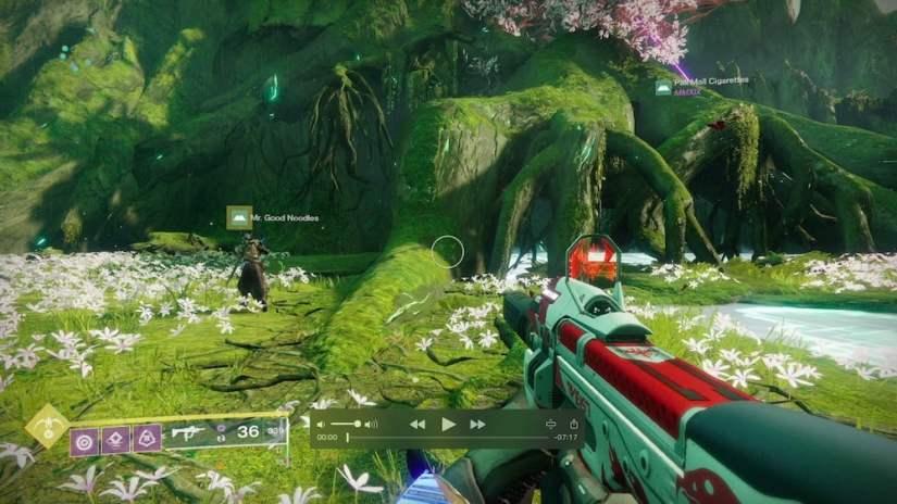 Destiny 2 Dónde buscar cofres ocultos en Jardín de la Salvación 4