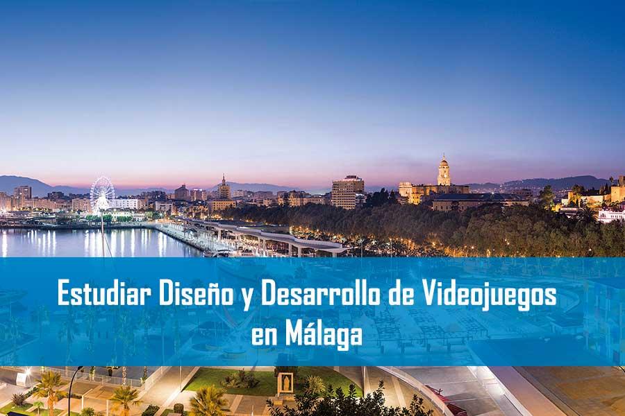 Estudiar Diseño y Desarrollo de Videojuegos en Málaga